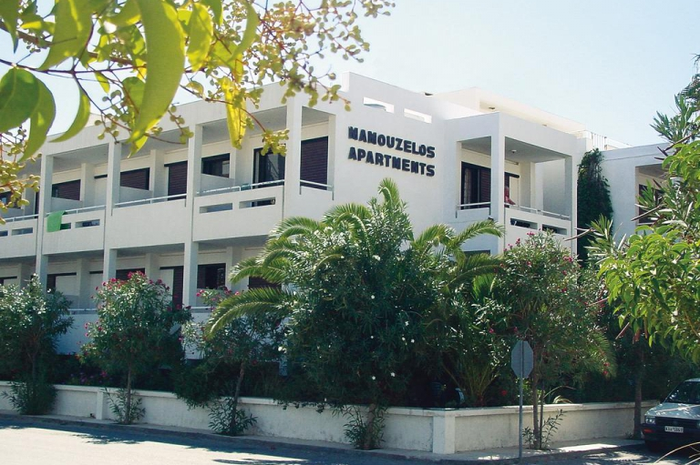 Mamouzelos Hotel & Apartments